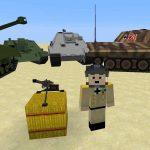 Flans mod World War II Pack