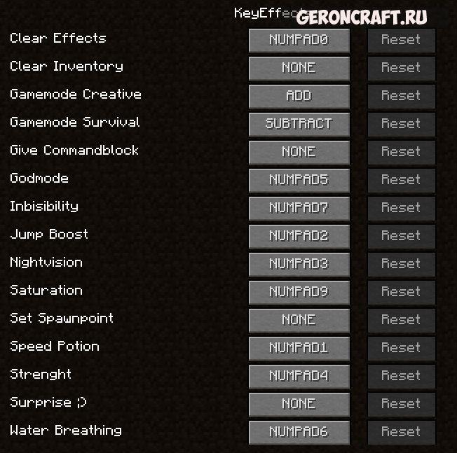 Моды на майнкрафт 1.7.2 шрифт