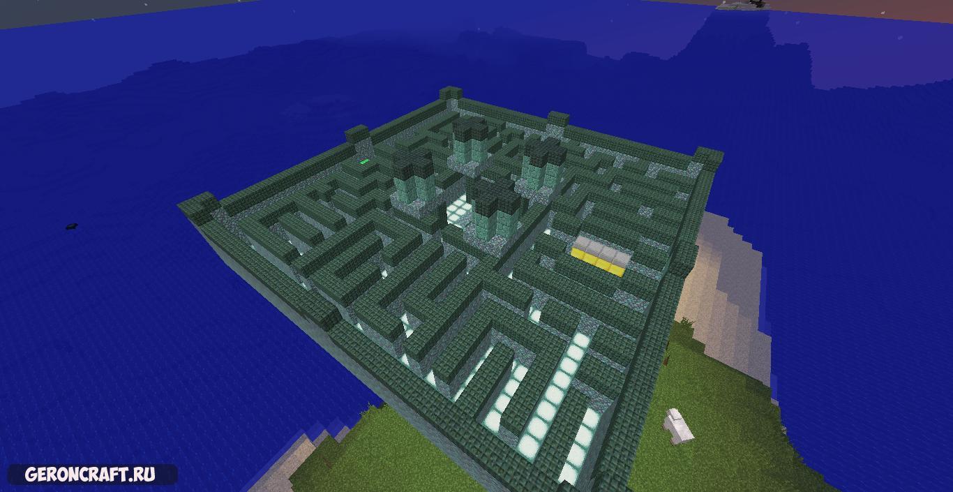 The OverPowered PufferFish Lucky Block [1.8.9]