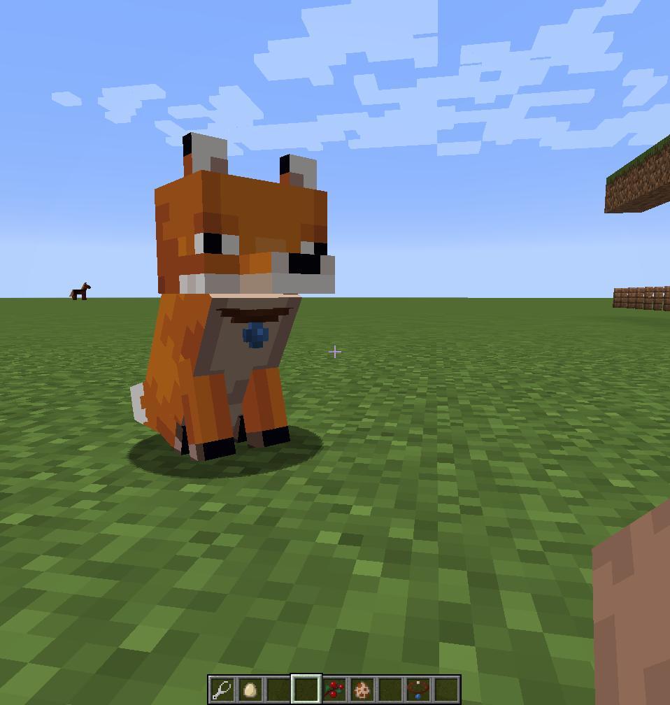 мод на животных в майнкрафт 0.16.0 #4
