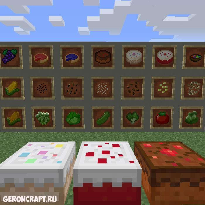 minecraft food chart - 700×700