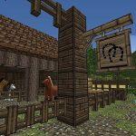 Мод на Мебль для Майнкрафт