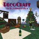 DecoCraft 2 [1.11.2] [1.10.2] [1.9.4] [1.8.9] [1.7.10]