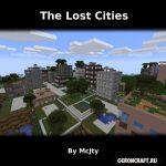 The Lost Cities [1.11.2] Мод на данжи в Майнкрафт