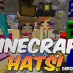Hats — мод на шляпы нового поколения! [1.7.10] [1.7.2] [1.6.4] [1.5.2] [1.4.7]