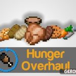 Hunger Overhaul [1.10.2] [1.7.10]