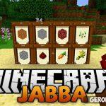 Jabba — мод на бочки [1.7.10] [1.7.2] [1.6.4]