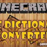 Ore Dictionary Converter [1.11] [1.10.2] [1.9.4] [1.9] [1.8.9] [1.8] [1.7.10]