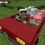 Personal Cars — мод на машины в Майнкрафт [1.12]  [1.11.2]