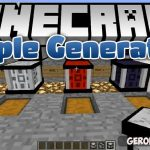 Simple Generators [1.11.2] [1.10.2] [1.10] [1.9.4]