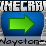 Waystones  — мод на Майнкрафт 1.7.10 и [1.11.2] [1.10.2] [1.11]