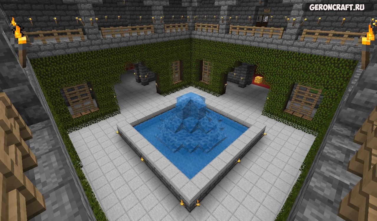 Скачать Epic Minecraft Castle!!! карту для Майнкрафт [1.9.4]