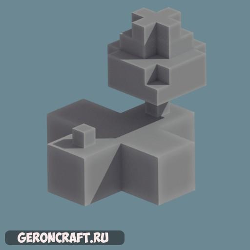 Скачать Skycraft-x карту для Майнкрафт [1.13]