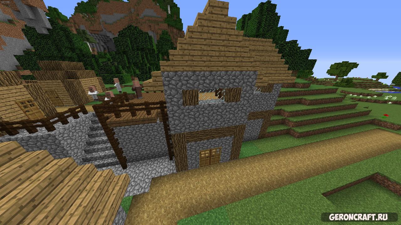 The Transformed Village [1.11.2] [1.10.2]