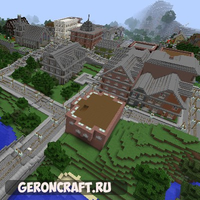 Victorian Town [1.10.2] [1.9.4]